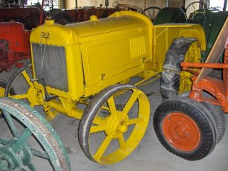 R and P Tractor