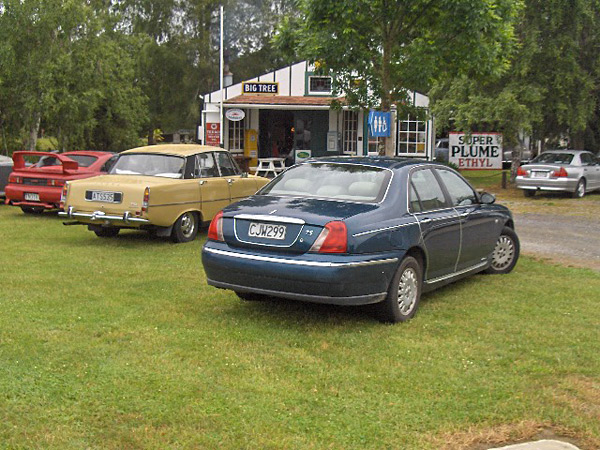 collection of rover cars